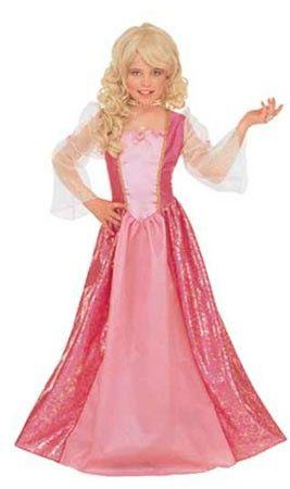 Disfraz de Princesa Bárbara para niña  c7281e47519