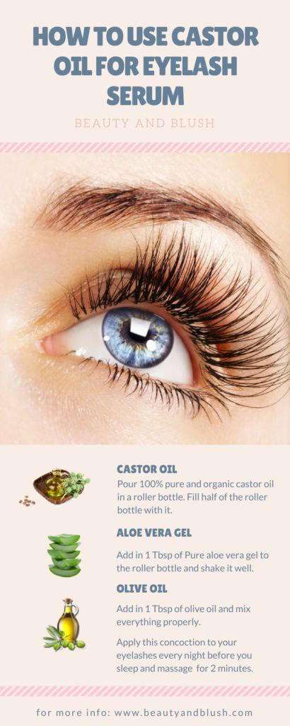 How To Use Castor Oil For Eyelash Serum Oliveoilusesfaces Olive