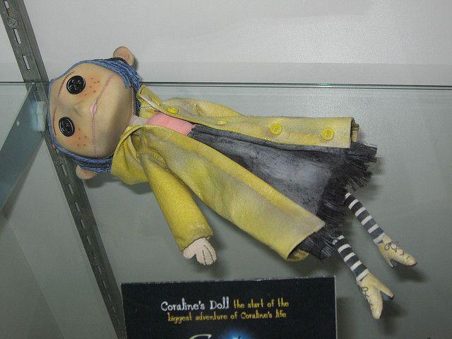 Coraline Doll Will One Day Make Coraline Coraline Movie Coraline Doll