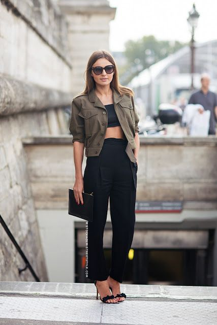 Parisienne: Cropped Jackets