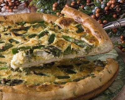 Cheesy Asparagus Appetizer recipe