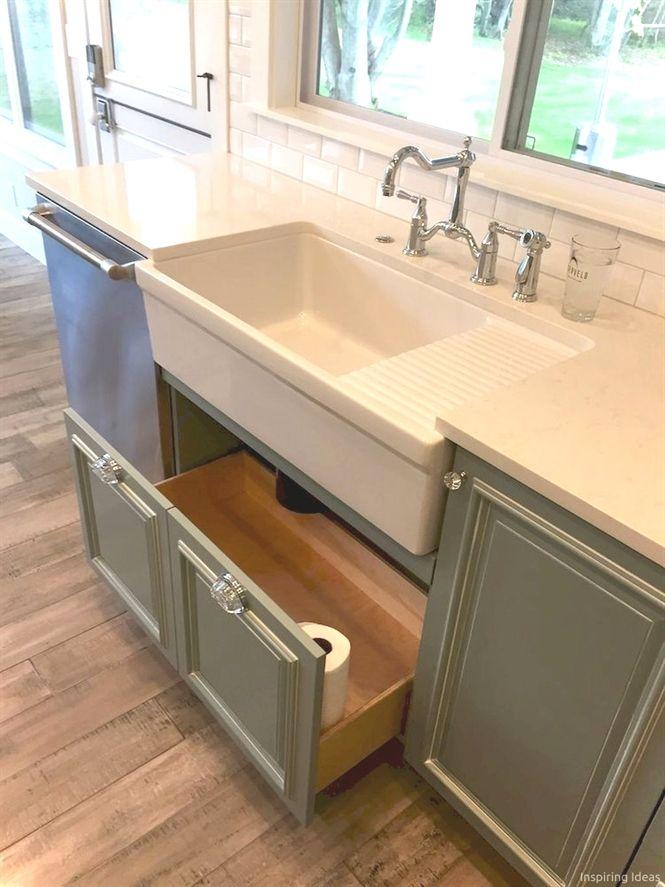 038 Cottage Kitchen Cabinets Ideas Farmhouse Style ...