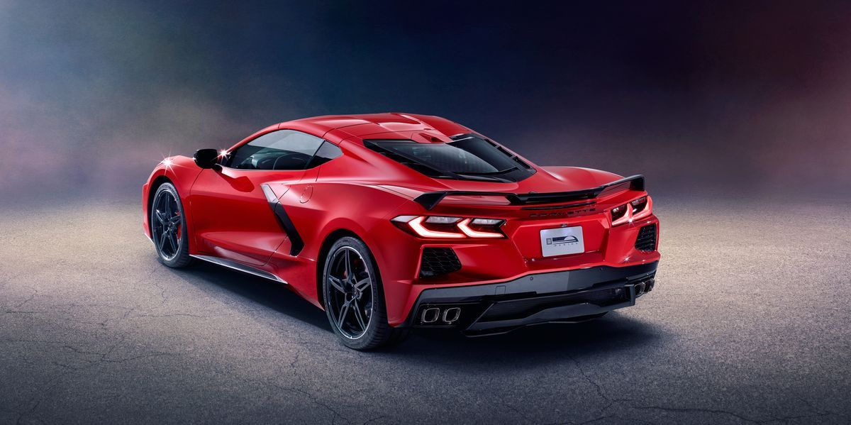 2020 Chevy Corvette C8 Official Price Starts At 59 995 Chevy