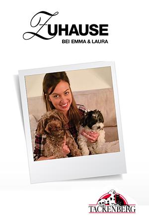 Wussten Sie, dass Bolonka Zwetna absolut lebhafte und anhängliche Familienhunde sind? Mehr über die robuste Kleinhund-Rasse und das Zusammenleben von Laura und Hündin Emma, lesen Sie hier.