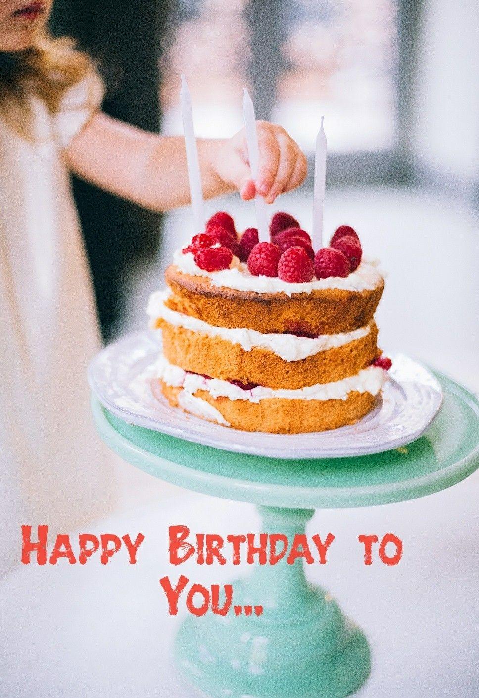 Happy Birthday My Dear Easy Holiday Desserts Holiday Desserts Desserts