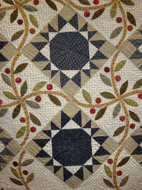 beautiful quilt!