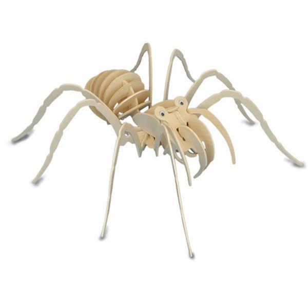 Kleurplaten Vogelspinnen.Houten Bouwpakket Tarantula Vogelspin Pinterest Spinning