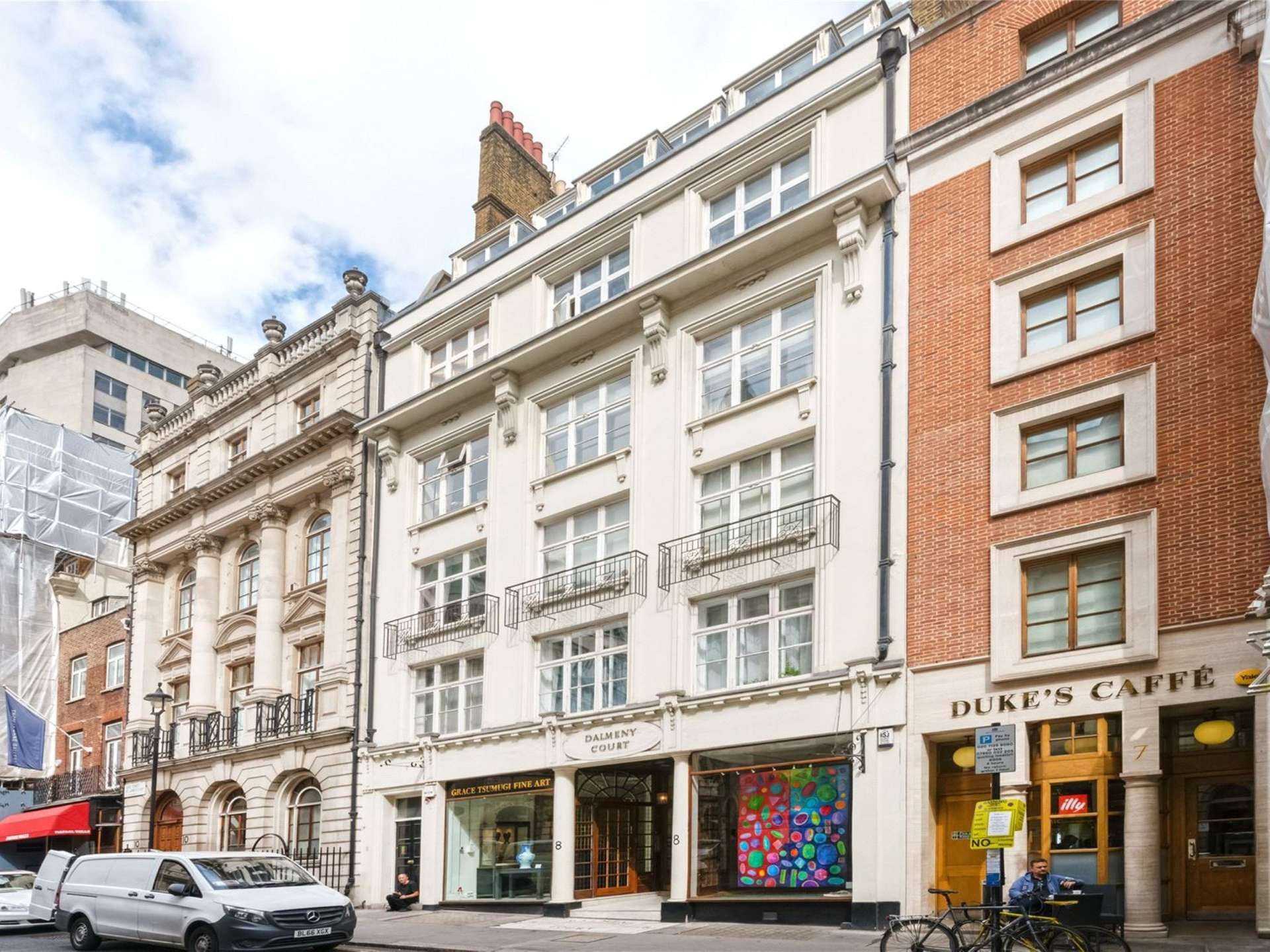 Dalmeny Court, 8 Duke Street, London, SW1Y 6BL ...