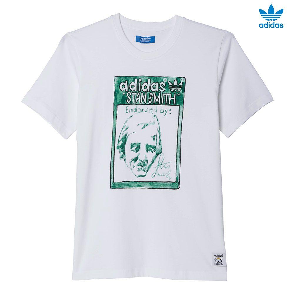 camiseta hombre l adidas originals