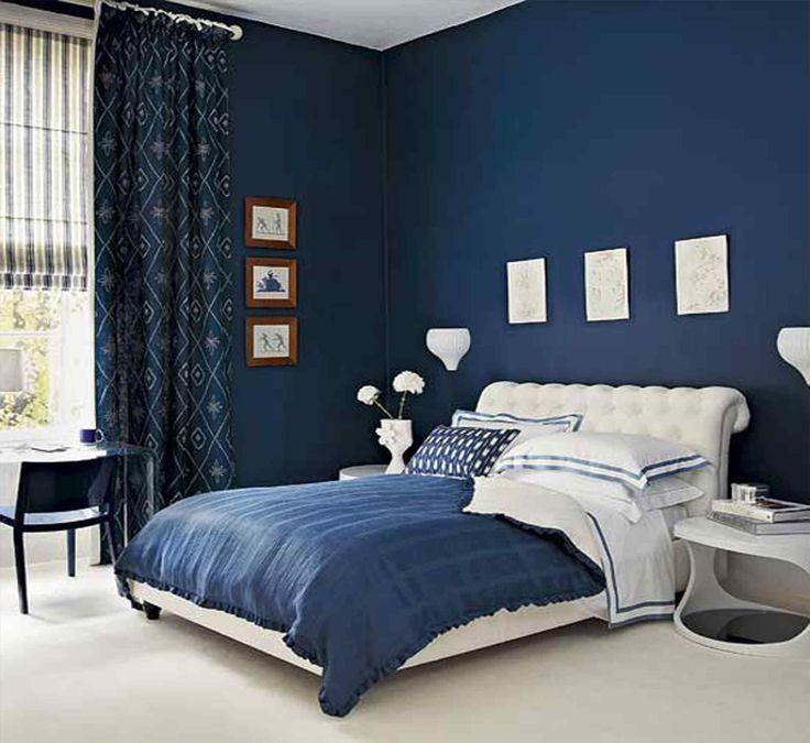 Marine Blau Dunkel Schlafzimmer Design Ideen Bilder Sind Sie