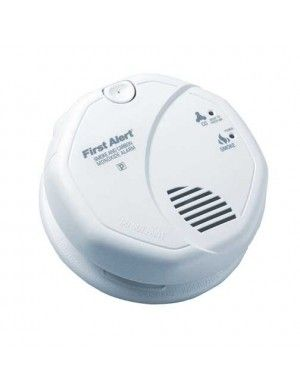 Hard Wired Smoke Detector And Carbon Monoxide | Brk Electronics Sc7010b Hard Wired T3 Smoke T4 Carbon Monoxide Alarm