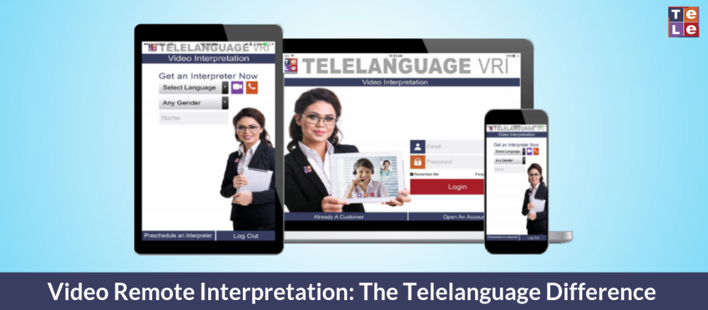 Video Remote Interpreting Archives Telelanguage
