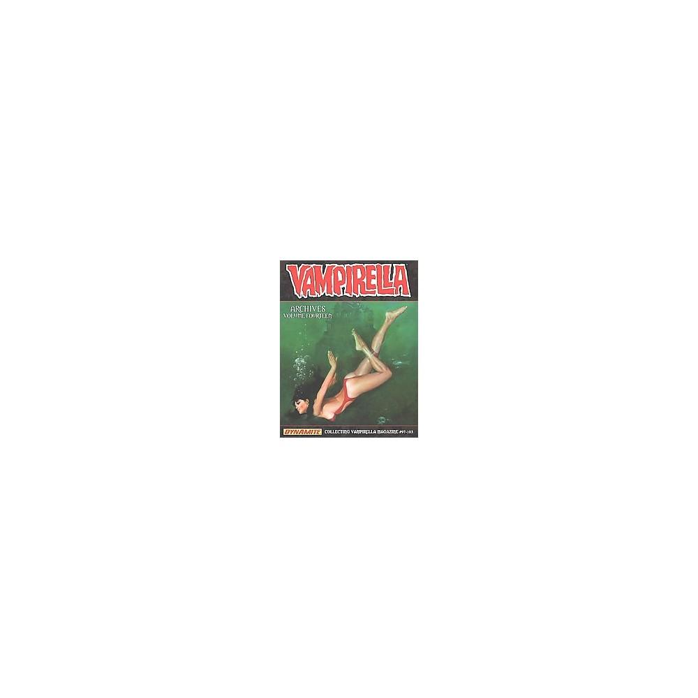 Vampirella Archives 14 (Hardcover) (Archie Goodwin & Kevin Duane & Scott Hampton & Bruce Jones & John