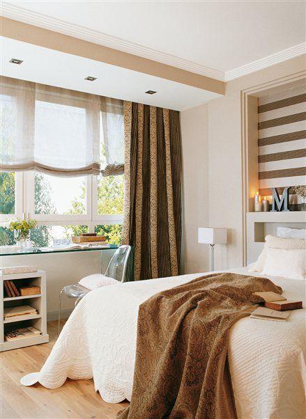 Dormitorios pequeos con ideas El dormitorio Dormitorio y