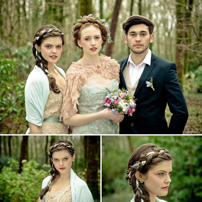 A Mythical Tune Irish Wedding Traditions Green Wedding Shoes In 2020 Irish Wedding Dresses Irish Wedding Traditions Irish Brides