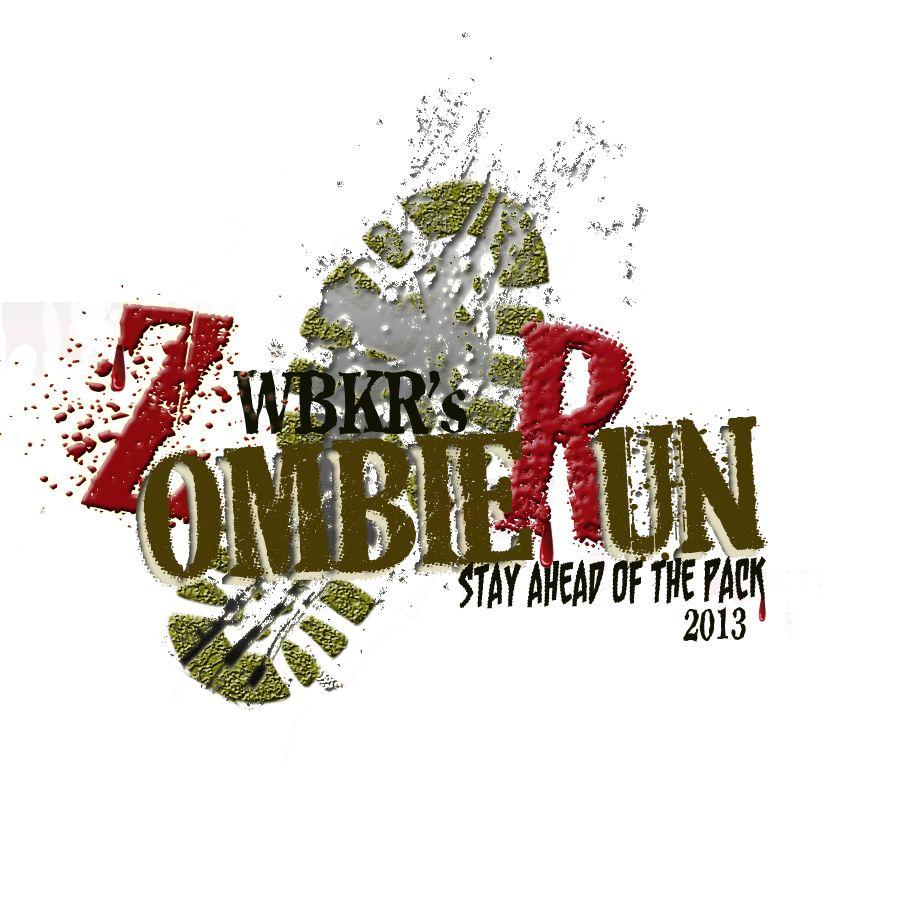 Zombie run logo zombie run pinterest