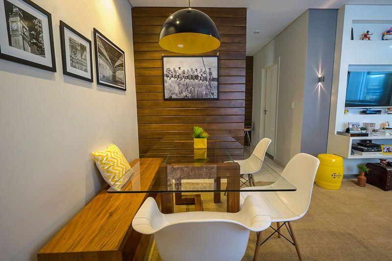 Arquitetura E Decoracao Decoracao Apartamento Pequeno Sala De