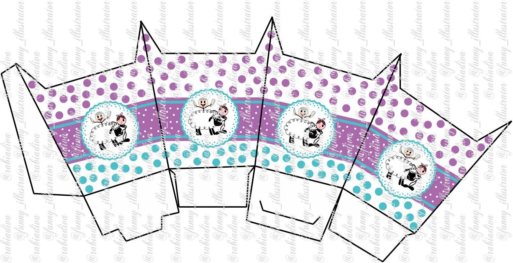 عيد الاضحى توزيعات عيدية فشار تصميم بدون طباعة للطلب و التواصل 053 162 0704 Diy Baby Gifts Diy Baby Stuff Deer Artwork