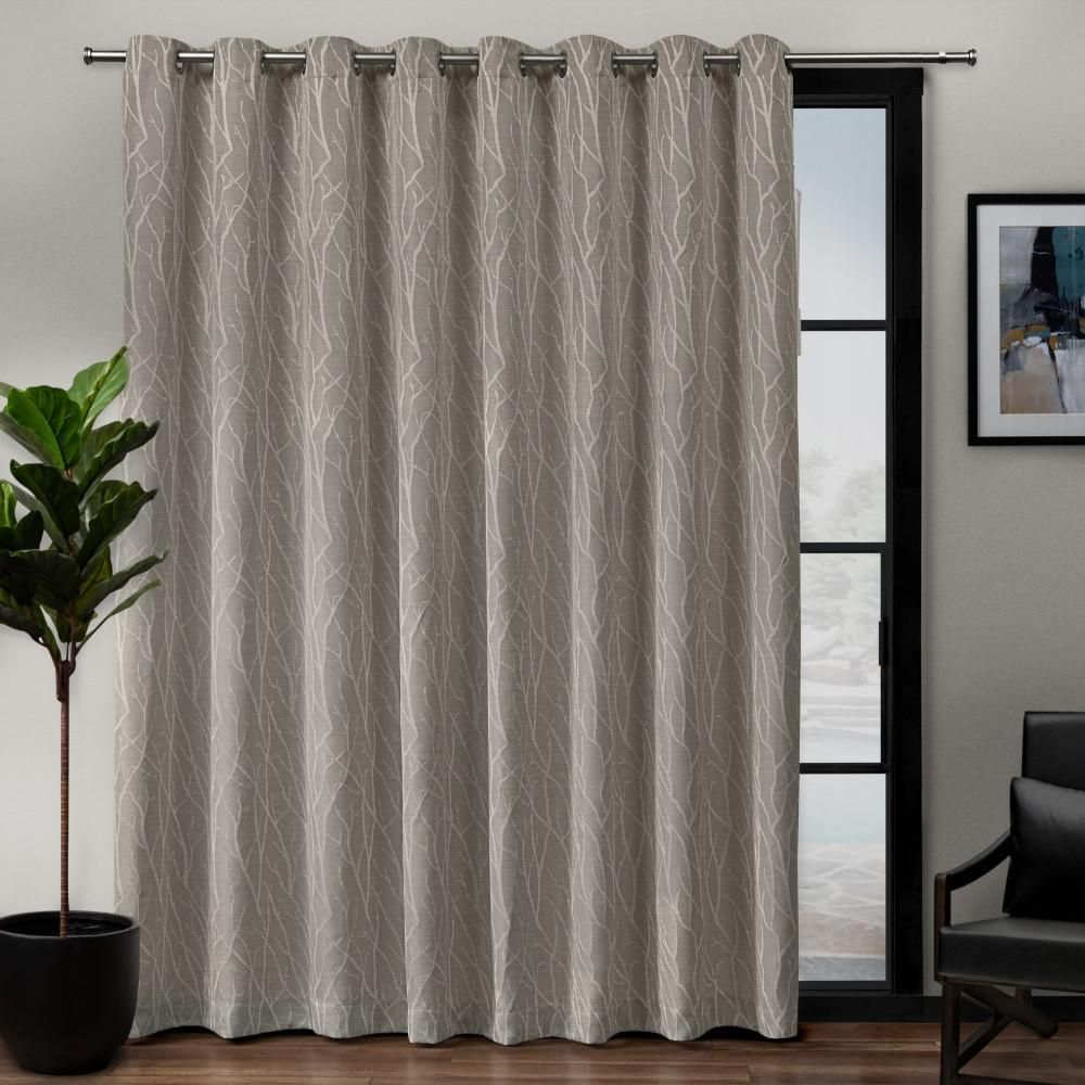 Exclusive Home Curtains Forest Hill Patio 108 In W X 84 In L