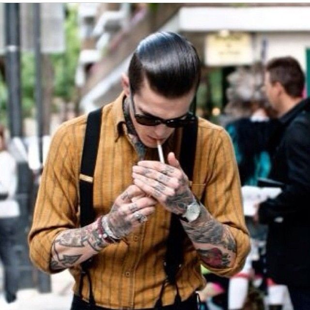 """Some style inspiration 