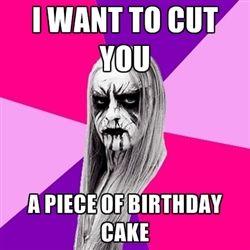 heavy metal birthday memes Black Metal Meme | I Laugh | Metal, Metalhead, Metal bands heavy metal birthday memes