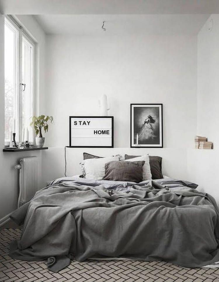 Creative Bedroom Hack Design Ideas On A Budget Minimalist Room