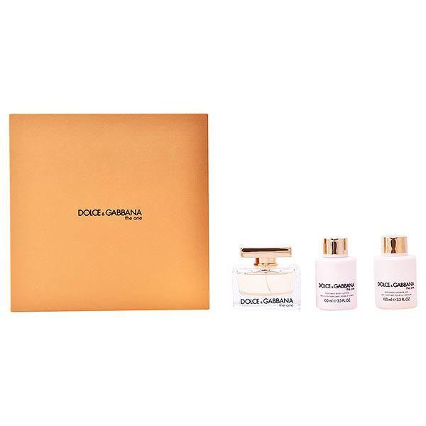 Women's Perfume Set The One Dolce & Gabbana 9184 (3 pcs) – Karanube 𝔀𝔀𝔀.𝓴𝓪𝓻𝓪𝓷𝓾𝓫𝓮.𝓬𝓸𝓶 𝓦𝓸𝓻𝓵𝓭𝓦𝓲𝓭𝓮 𝓕𝓻𝓮𝓮...