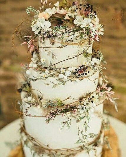 Muita Paixão Por Esse Bolo Baking Pinterest Wedding Cake And