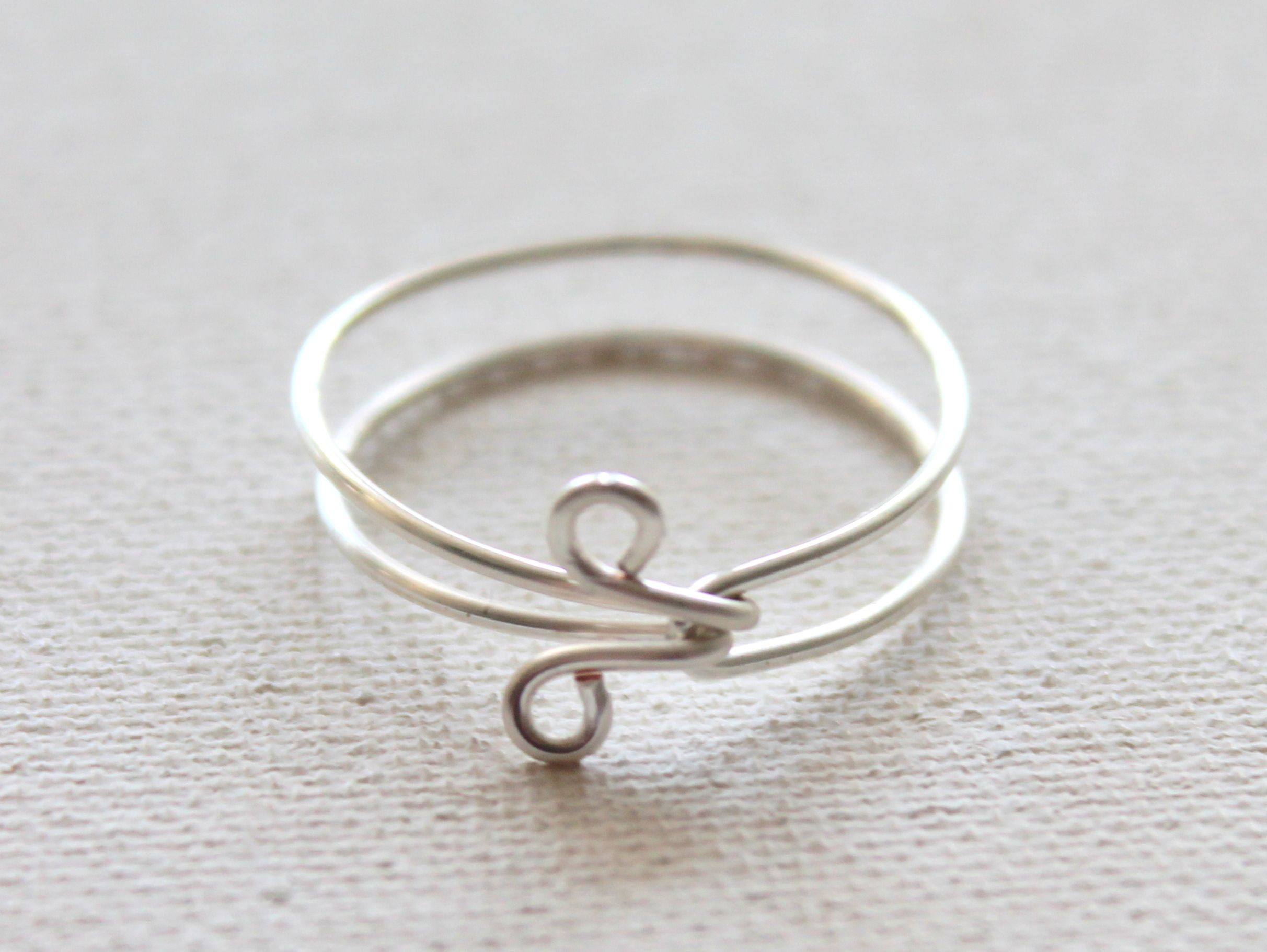 ECT TV Episode 61: Simple Wire Ring | Must Make | Pinterest
