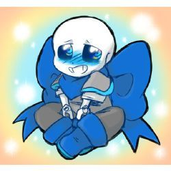 Itty Bitty (Underswap!Sans X Cute!Half!Bitty!Reader) [HIATUS