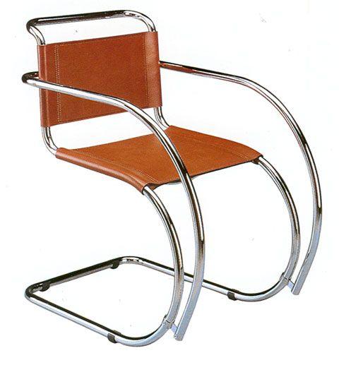 Mies Der Rohe Stühle bauhaus möbel klassiker weltberühmte designermöbel aus italien