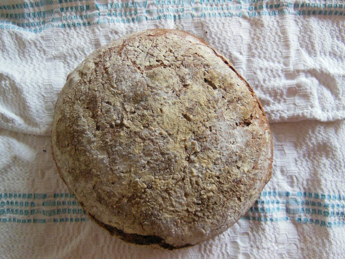 ricetta del pane integrale per la perdita di peso