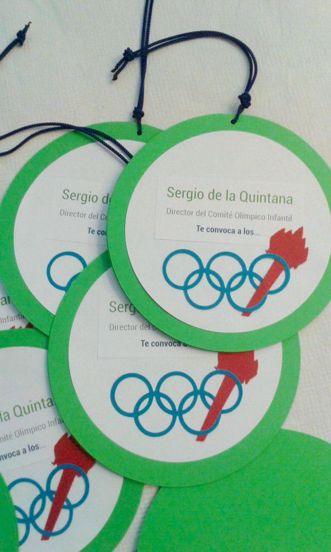 Invitaciones Para Fiesta De Cumpleanos Olimpiadas Invitaciones De Fiesta Invitaciones Fiesta Cumpleanos