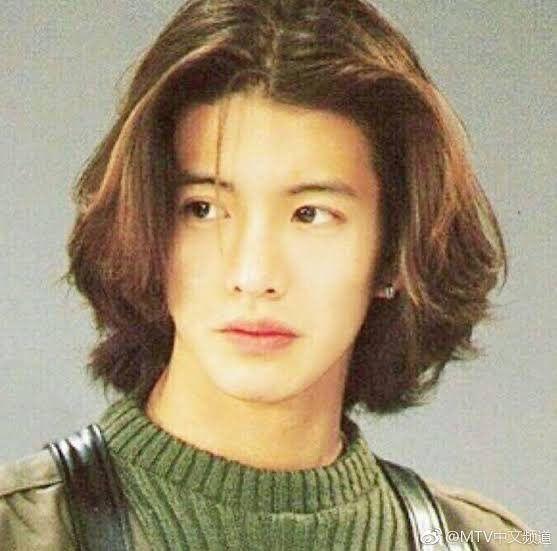 Kimura Takuya Boys Long Hairstyles Asian Men Long Hair Long Hair Styles Men