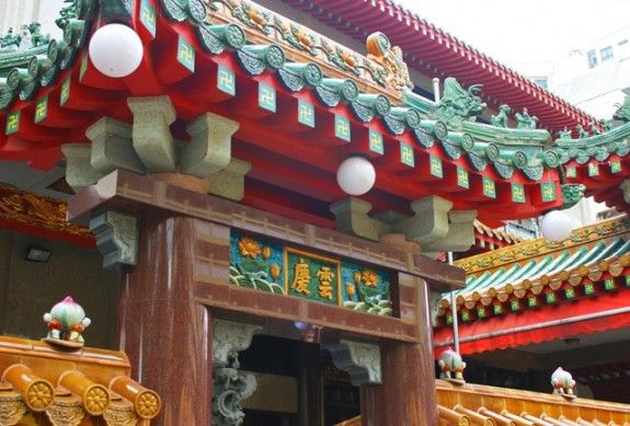 Buddhist Temples in Singapore