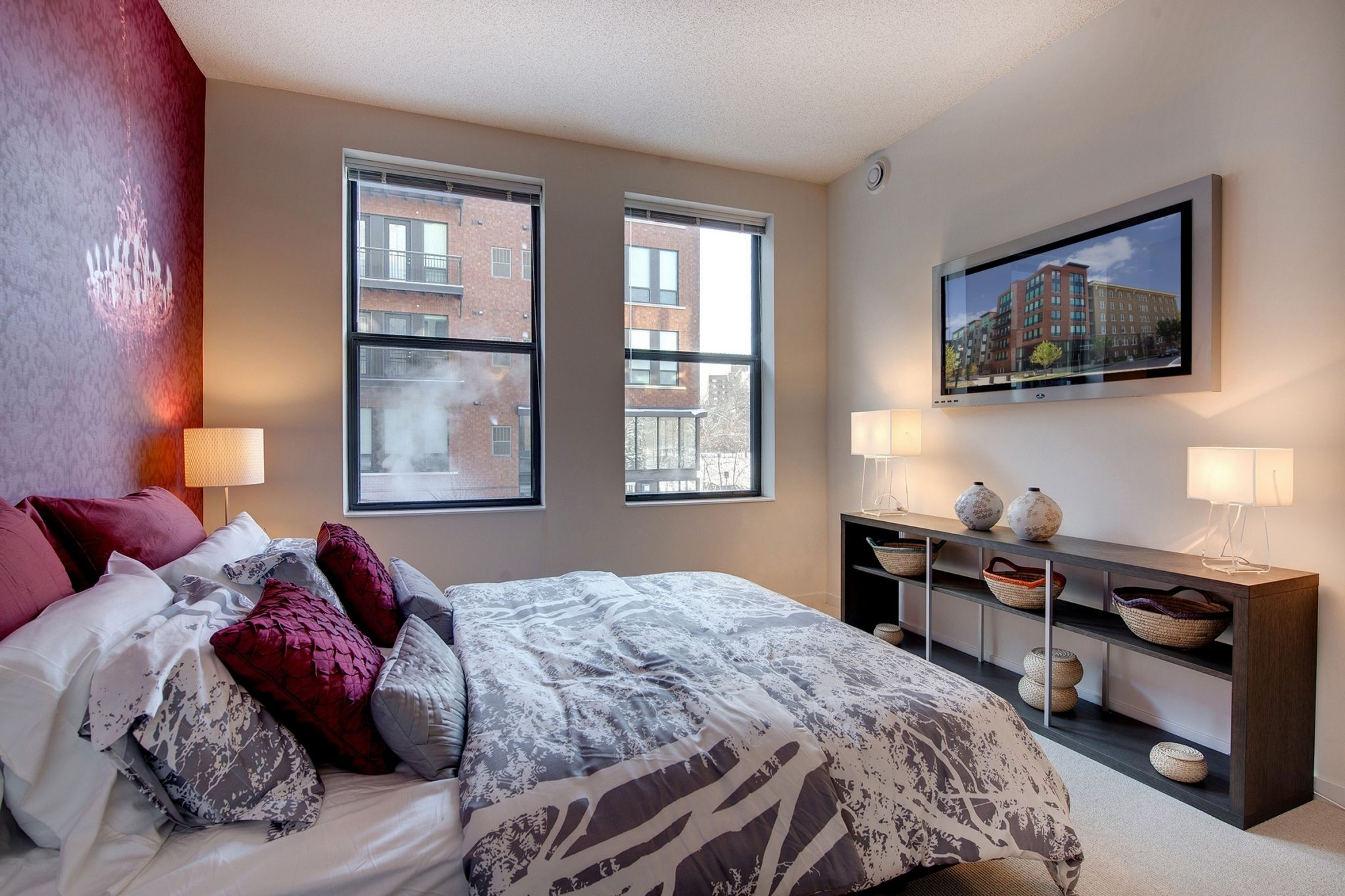Downtown Minneapolis Apartments For Rent With Large Bedrooms Eitel Building City Apartments