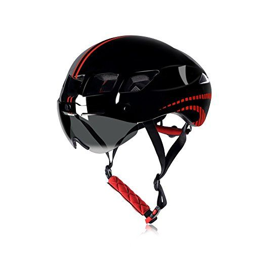 Anharluka Road Mountain Bike Helmet With Detachable Magnetic