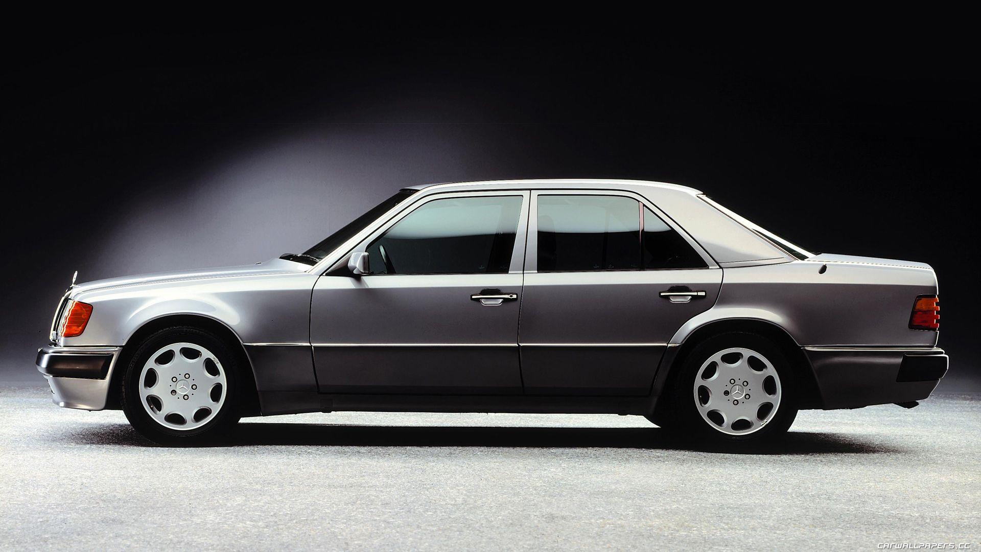 Mercedes Benz 500e W124 1991 1993 1920x1080 003 1,920×1,080 Pixels