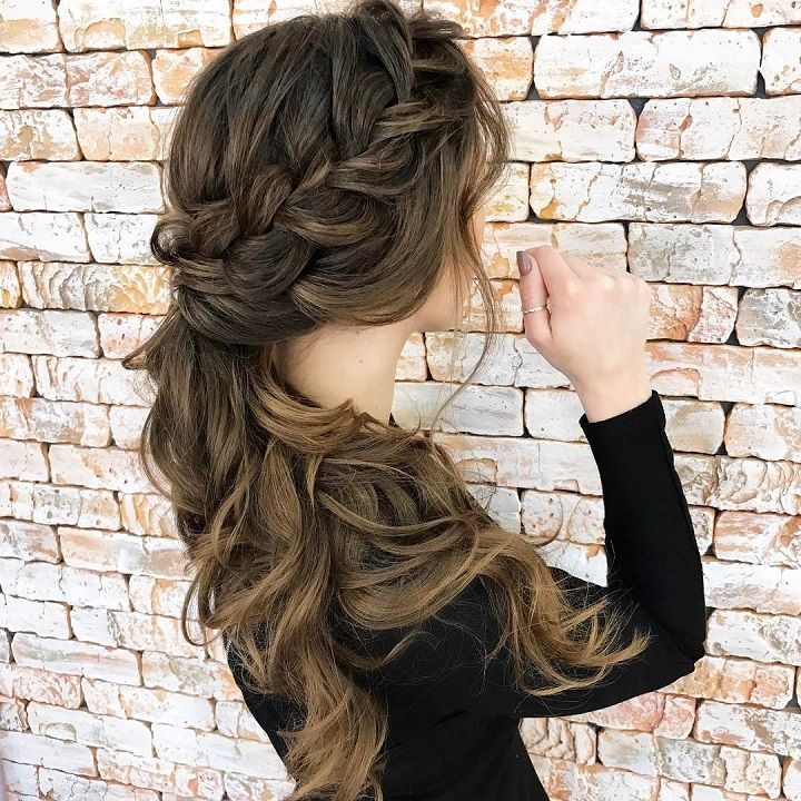 Braids Wedding Hairstyles: Braided Wedding Hairstyles For Long Hair