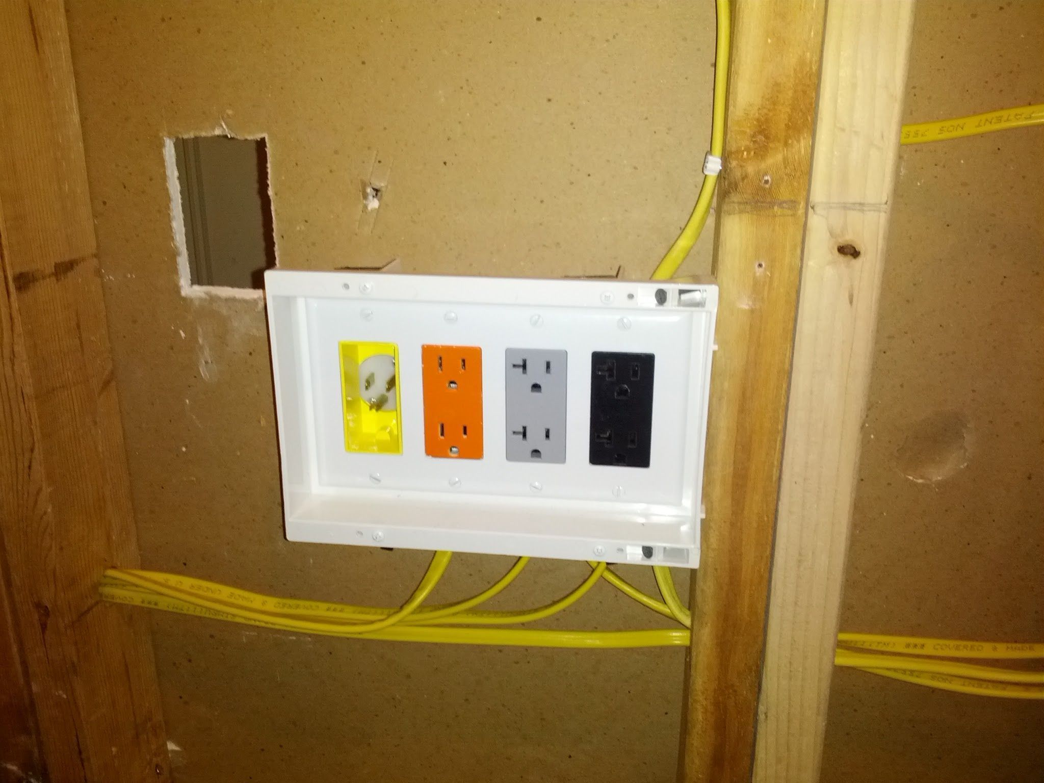 My Home Theater Rack And Equipment Room Avs Forum Theatre Wiring Discussions Reviews