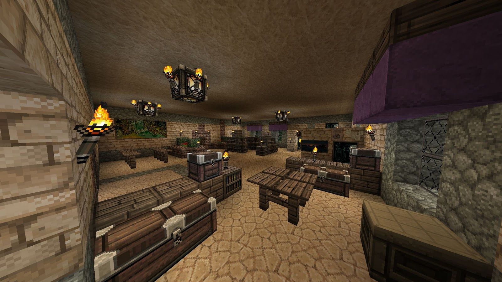 Viewing Gallery For - Minecraft Room Ideas | Minecraft ...