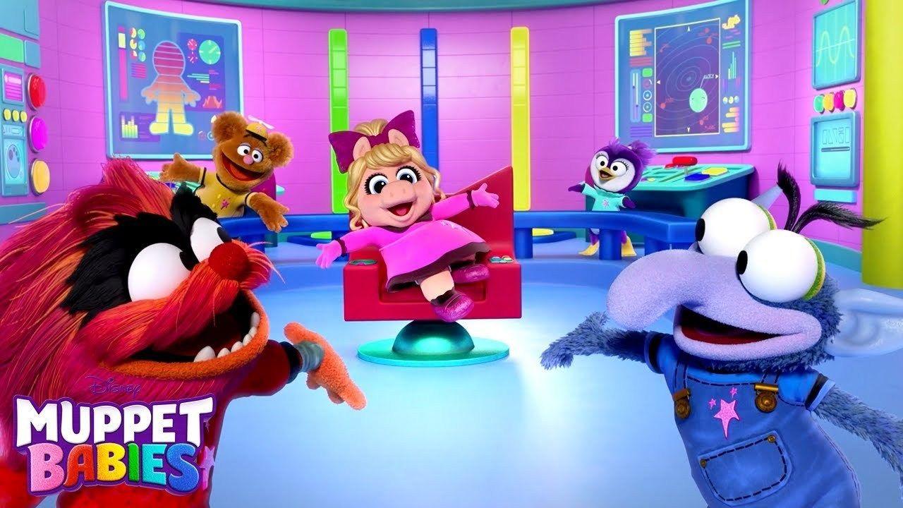 Muppet Babies Video