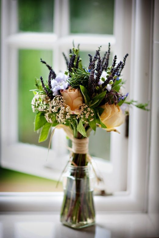 Similar To The Small Bouquets Of Flowers Jessie Keeps On Hand In Twig With Images Country Garden Flowers Wedding Flowers Summer Garden Wedding Bouquet