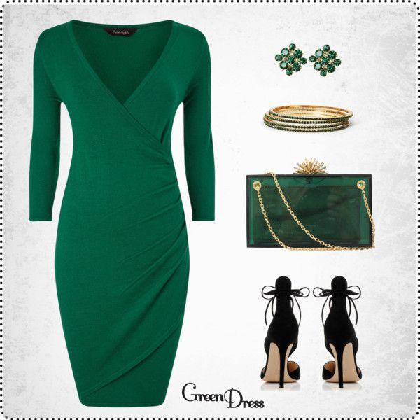 Untitled #875 by gallant81 on Polyvore featuring moda, Phase Eight, Gianvito Rossi and Charlotte Olympia