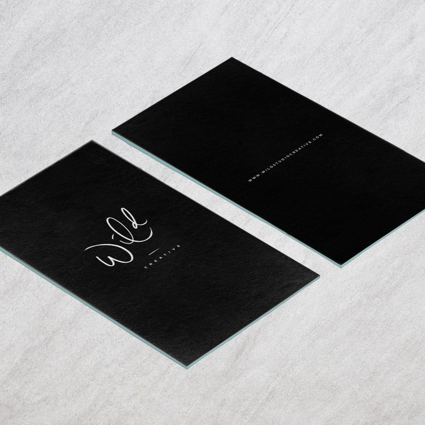 Wild Creative Lettering   Lettering design, Custom logo design and ...