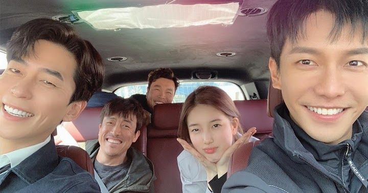 "Lee Seung Gi And Suzy Officially Finished Filming For New Upcoming Drama ""Vagabond"""