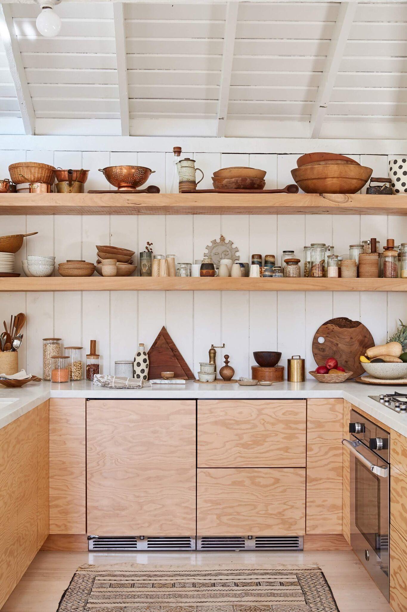 18 Kitchen Ideas To Redesign And Redecorate Your Home Plywood Kitchen Kitchen Design Contemporary Kitchen Design