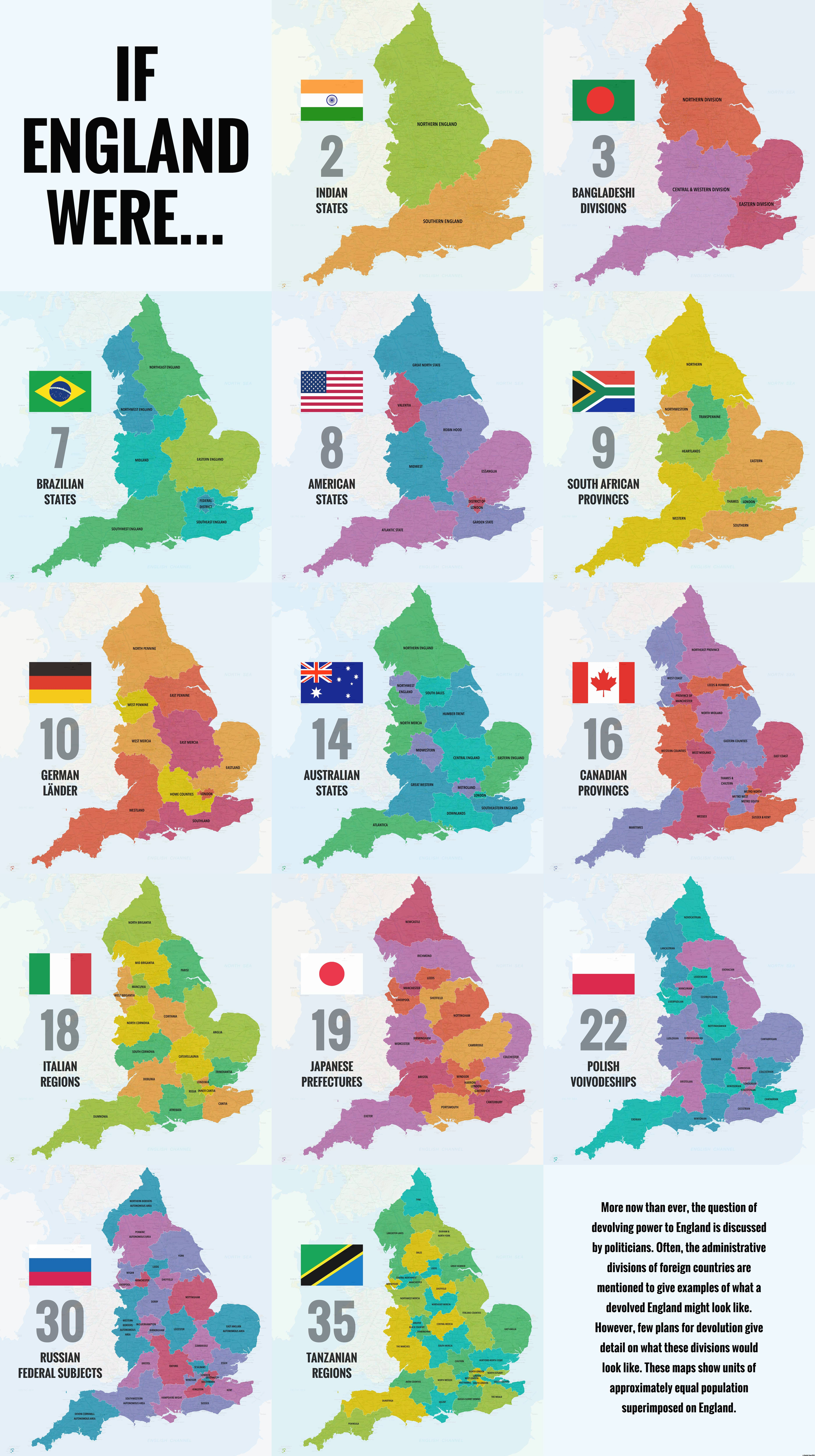 Geography Map Of England.If England Were Data Visualisation Pinterest Map England