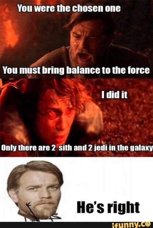 Pin By Rian 3353 On Memes D Funny Star Wars Memes Star Wars Jokes Star Wars Humor