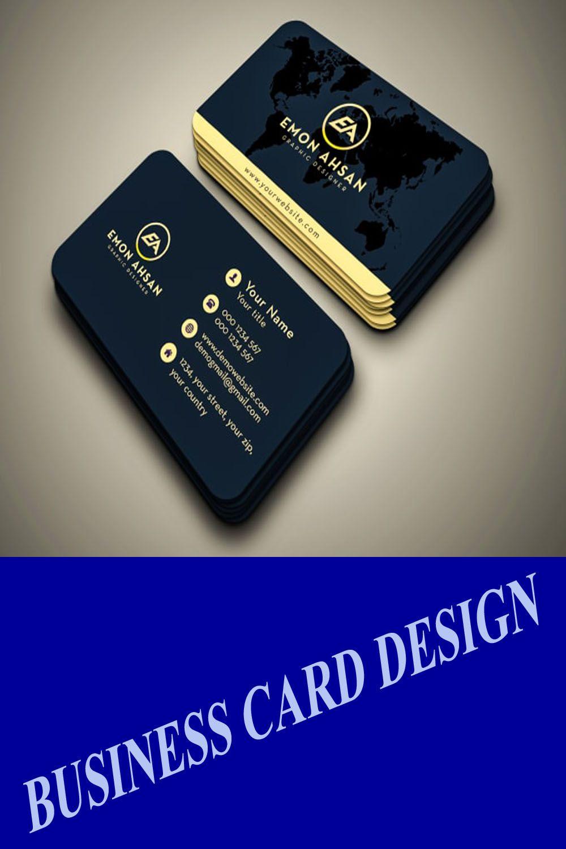 Najmuldesigner I Will Do Professional Business Card Design For 5 On Fiverr Com Business Card Design Software Business Card Design Corporate Business Card Design